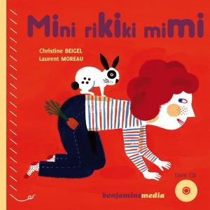 couverture livre CD MINI RIKIKI MIMI