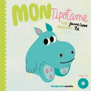 couverture livre CD MON TIPOTAME