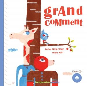 couverture livre CD GRAND COMMENT