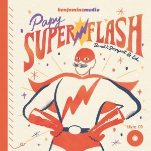 Couverture livre CD PAPY SUPERFLASH