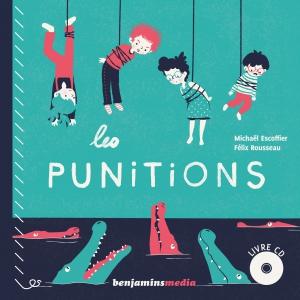 couverture livre CD LES PUNITIONS