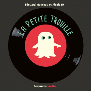 Couverture livre CD LA PETITE TROUILLE