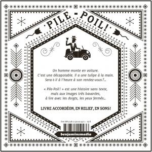 Image de la quatrième de couverture du livre Pile-Poil !