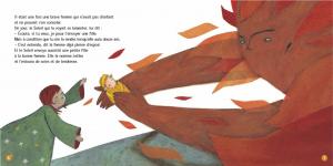 pages intérieures 6&7 LETIKO LA FILLE DU SOLEIL