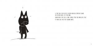 Intérieur du livre CD Edgar d'Alan Mets pages6-7