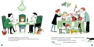 pages intérieures 6&7 UN FRÈRE EN BOCAL