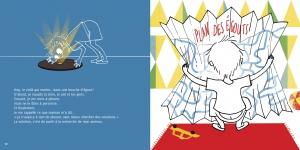 pages intérieures 12&13 LE MAÎTRE DU MONDE