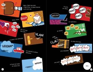 pages intérieures 22&23 LE PAPA MAMAN
