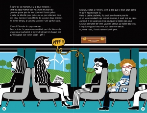 pages intérieures 24&25 LE PAPA MAMAN