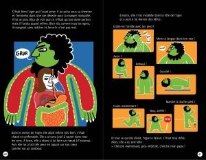 pages intérieures 40&41 LE PAPA MAMAN