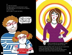 pages intérieures 16&17 LE PAPA MAMAN