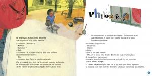 pages intérieures 10&11 LE MONSTRE MANGEUR DE PRENOMS