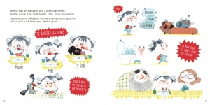 Pages intérieures 12&13 livre CD LA VERITE VRAIE SUR MIREILLE MARCASSIN