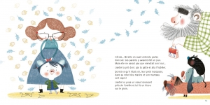 Pages intérieures 18&19 livre CD LA VERITE VRAIE SUR MIREILLE MARCASSIN