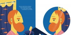 Le très chanceux Monsieur Confetti - page intérieure 1
