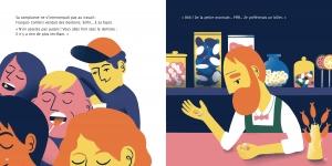 Le très chanceux Monsieur Confetti - page intérieure 3