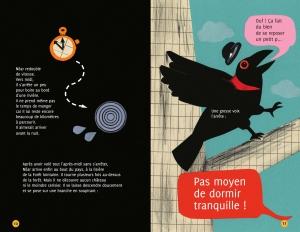 pages intérieures 10&11 NÔAR LE CORBEAU