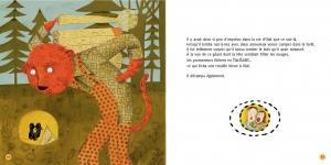 pages intérieures 10&11 OLAF LE GÉANT MÉLOMANE