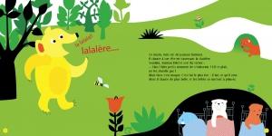 pages intérieures 6&7 OURS FAIT CE QU'IL VEUT