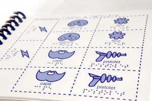 Page de jeux tactiles PAPY SUPERFLASH