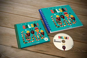 Salsa ! Livre CD Braille