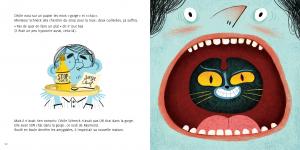 Un chat dans la gorge - page intérieure4