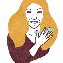 Evelyne Mary, illustratrice