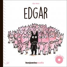 Couverture du livre CD Edgar d'Alan Mets