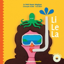 Li Le La - couverture livre CD mp3