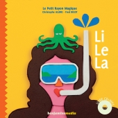 Première de couverture de Li Le La