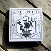 Couverture du livre accordéon Pile-Poil !