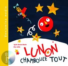 couverture livre CD LUNON CHAMBOULE TOUT