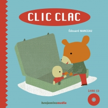 couverture livre CD CLIC CLAC