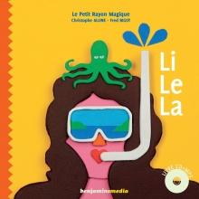 Li Le La - couverture livre CD mp3