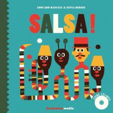 Salsa ! Livre CD