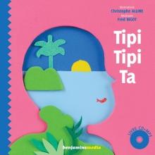 Tipi Tipi Ta , couverture du livre CD