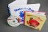 Couverture livre CD + braille et gk GROS VENTRE DU LOUP