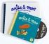 photo  livre cd + braille & gros caractères ARTIE ET MOE